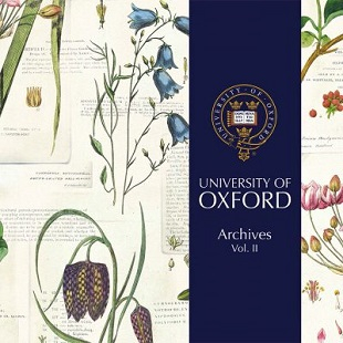 UNIVERSITY OF OXFORD ARCHIVES vol.II